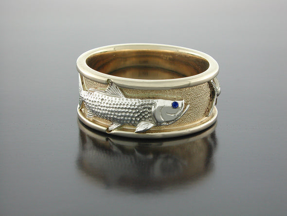 Grand Slam Ring (Tarpon Shown)