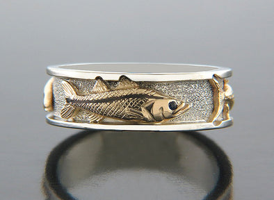 7.0mm Grand Slam Ring (Snook Shown)