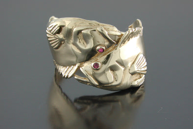 Double Grouper Ring
