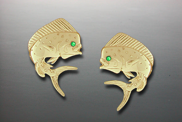 Mahi Dolphin Earrings