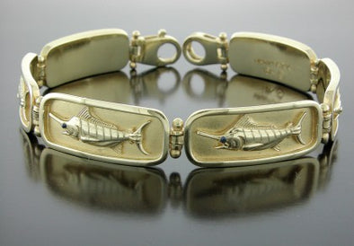 Ladies Marlin Platform Bracelet