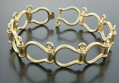 Multi Shackles Bracelet