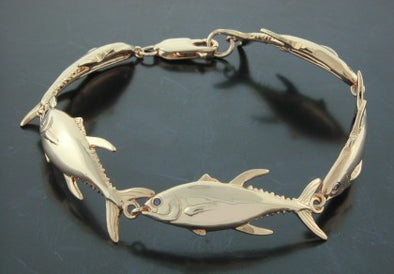 Multi YellowFin Tuna's Bracelet
