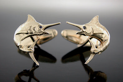 Marlin Cuff Links