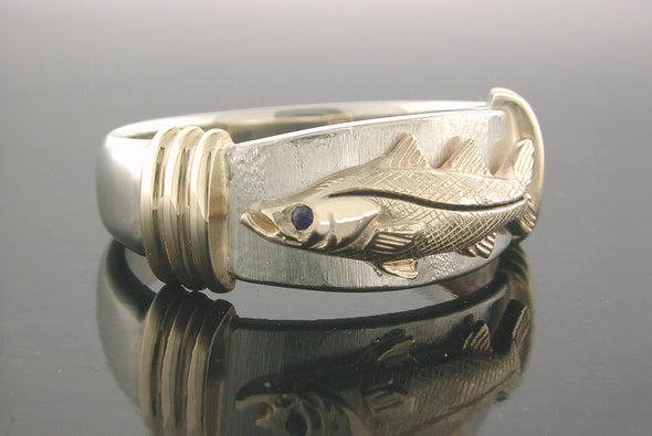 Single Snook Ring