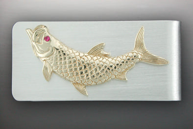 Tarpon Money Clip