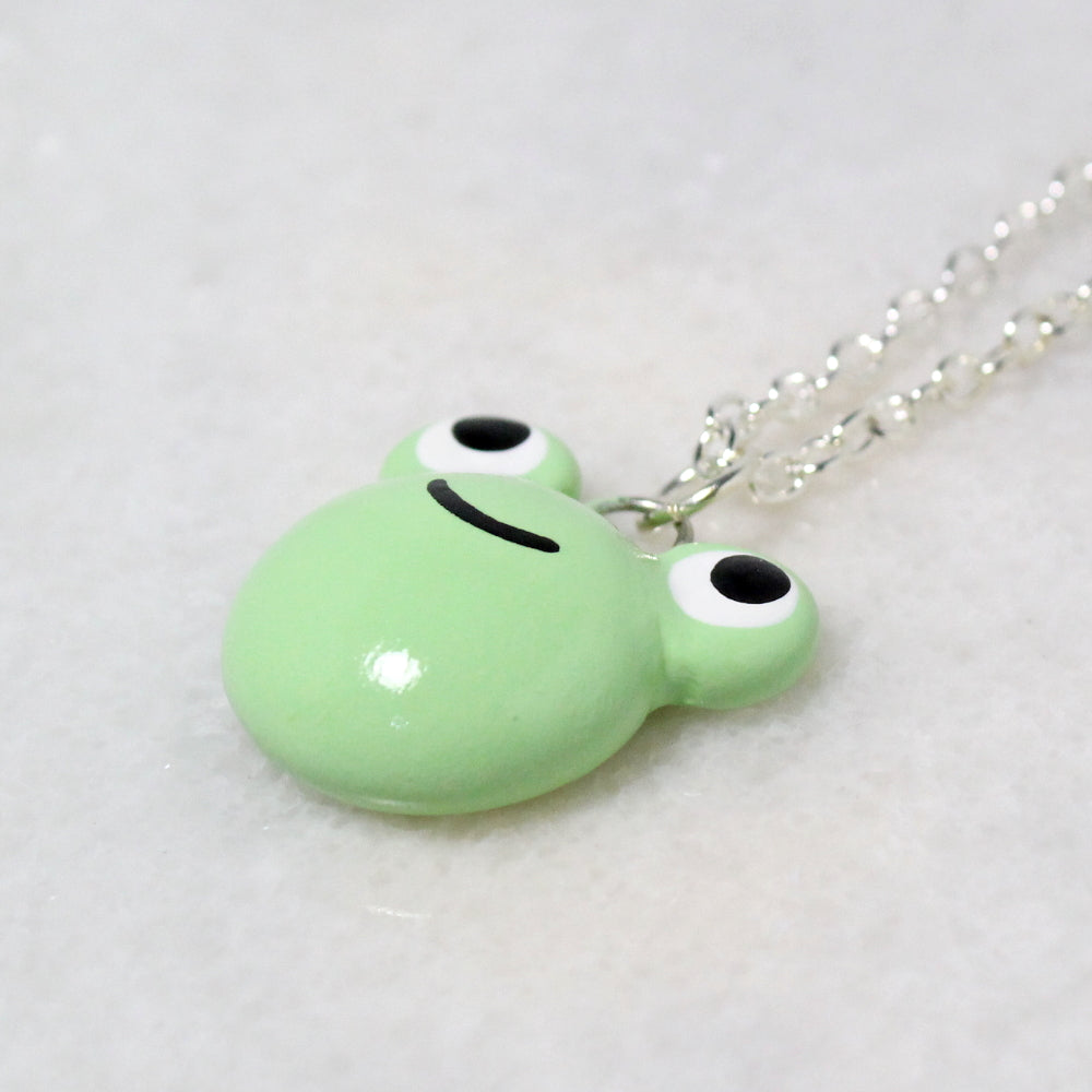 Frog Necklace