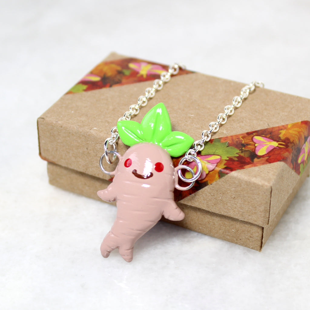 Mandrake Necklace