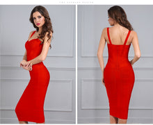 Load image into Gallery viewer, Sweetheart Bodycon Midi - Available in Four Colors