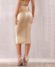 Load image into Gallery viewer, High waisted bodycon skirt