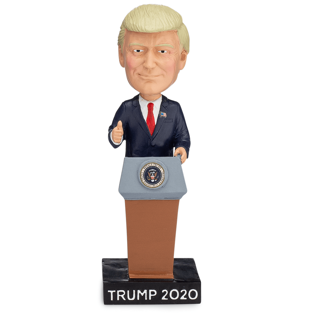 Donald Trump 2020 Mini Bobblehead