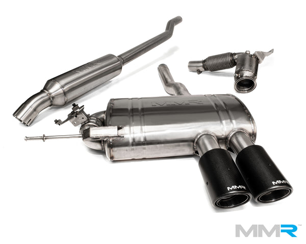 MMR PERFORMANCE MINI F56 EXHAUST SYSTEM - MMR Performance