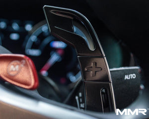 MMR PERFORMANCE G-SERIES & 2020 SUPRA BILLET ALUMINUM GEAR SHIFT PADDLE SET - MMR Performance