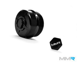 MMR PERFORMANCE BILLET OIL FILTER HOUSING - MMR Performance