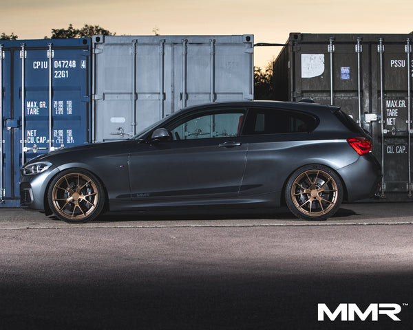 MMR BMW F21 SIDE DECALS - MMR Performance