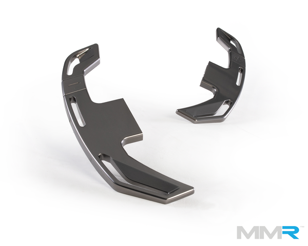 MMR PERFORMANCE E92 M3 BILLET ALUMINUM GEAR SHIFT PADDLE SET - MMR Performance