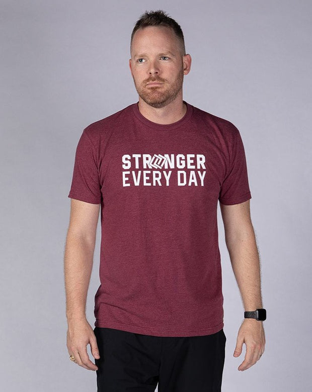 Stronger Every Day Tee
