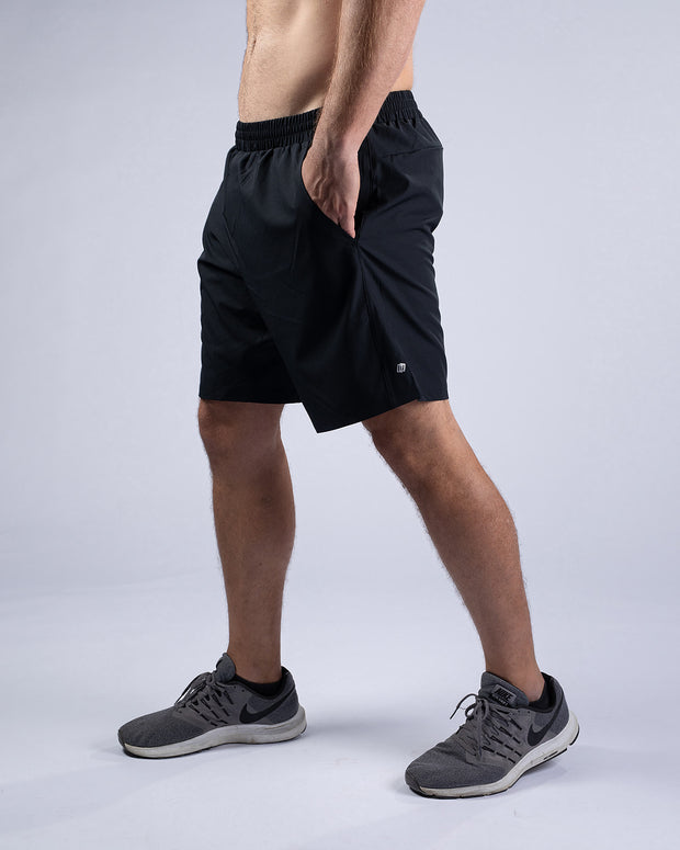 Demo Shorts Unlined - Black