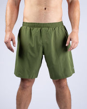 Demo Shorts - Dark Olive