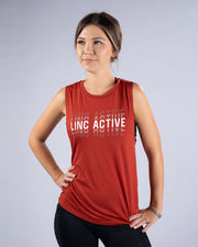LINC Active Tank - Brick