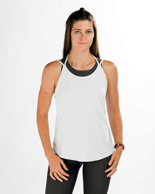Keep Your Cool Tank - White 1