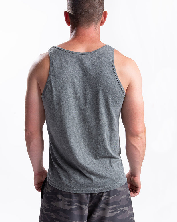 Men's Better Every Day Tank -  Deep Heather