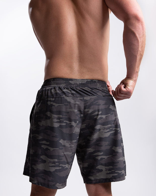 Demo Shorts Unlined - Camo