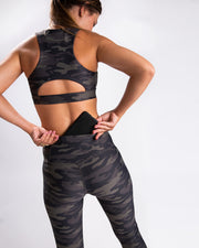 On The Move Legging - Camo