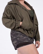 Speed Up Shorts - Camo