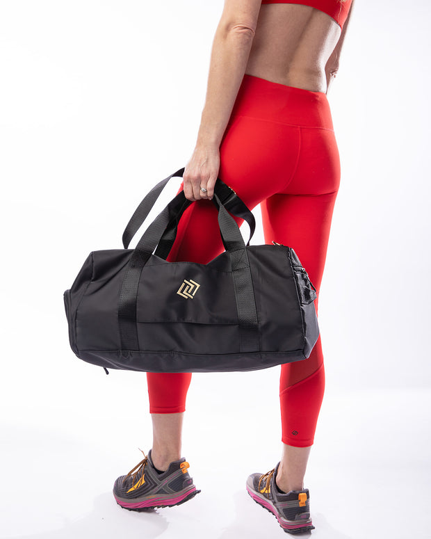 Work It Out Bag - Black