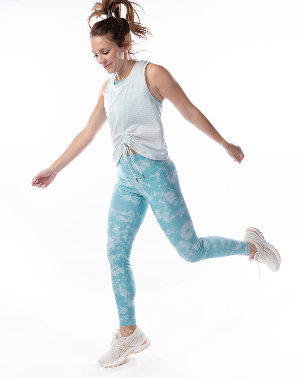 Go Anywhere II Legging - Tie Dye