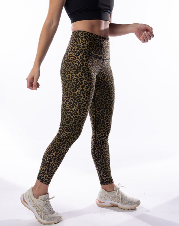 Go Anywhere II Legging - Cheetah