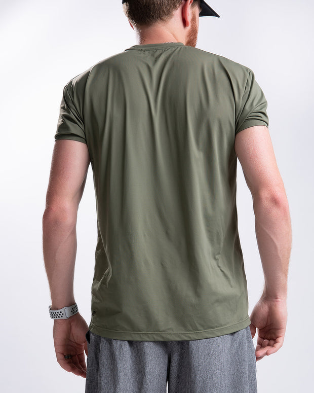 Stronger Top - Olive
