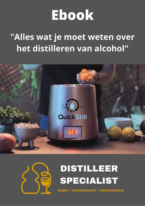 E-book - Alcohol Distilleren