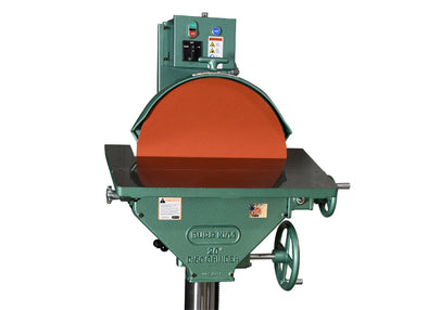 Burr King • Disc Grinder • 20 Inch • Model 20