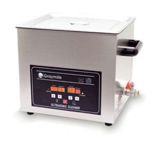 Graymills • Ultrasonic Cleaners • 0.5 - 7.9 Gallon • 40kHz  • BTV Series