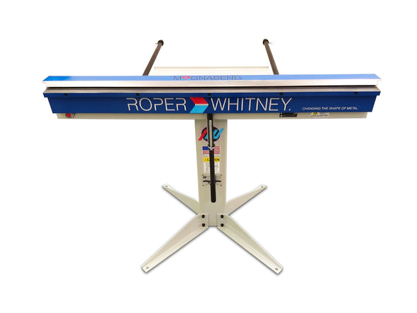 Roper Whitney • Magnetic Bending Brake • 4 Foot • Magnabend