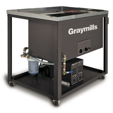 Graymills • Portbale Ultrasonic Cleaners • 7 - 87 Gallon • 40kHz • CTU SonicMAX Series