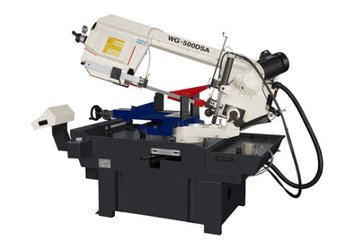 Linmac • Band Saw • Inverter Variable Speed • Double Miter • WG-500SAH