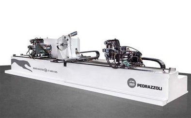 Pedrazzoli • Electric Mandrel Bender • High-Speed • Bend Master 38