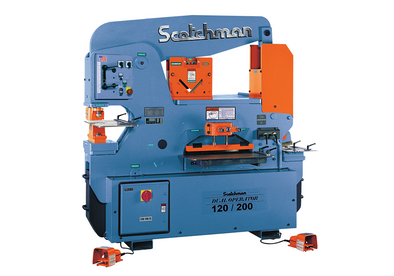 Scotchman • Dual Operator Ironworker • DO120/200/24M