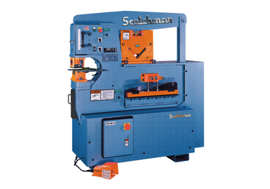 Scotchman • Single Operator Ironworker • 65 Ton • 6509-24M