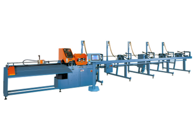 Scotchman • Automatic Cold Saw • Non-Ferrous • Roller Feed • CPO 315 RFA/BL NF