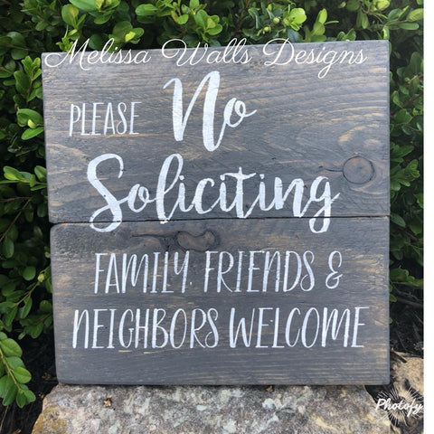 Exterior Sign Collection