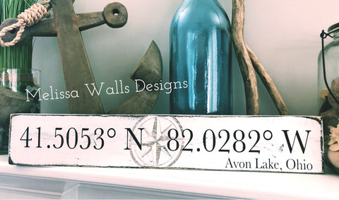Avon Lake Coordinates -Narrow