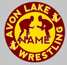 Load image into Gallery viewer, Yard Sign- Avon Lake Wrestling