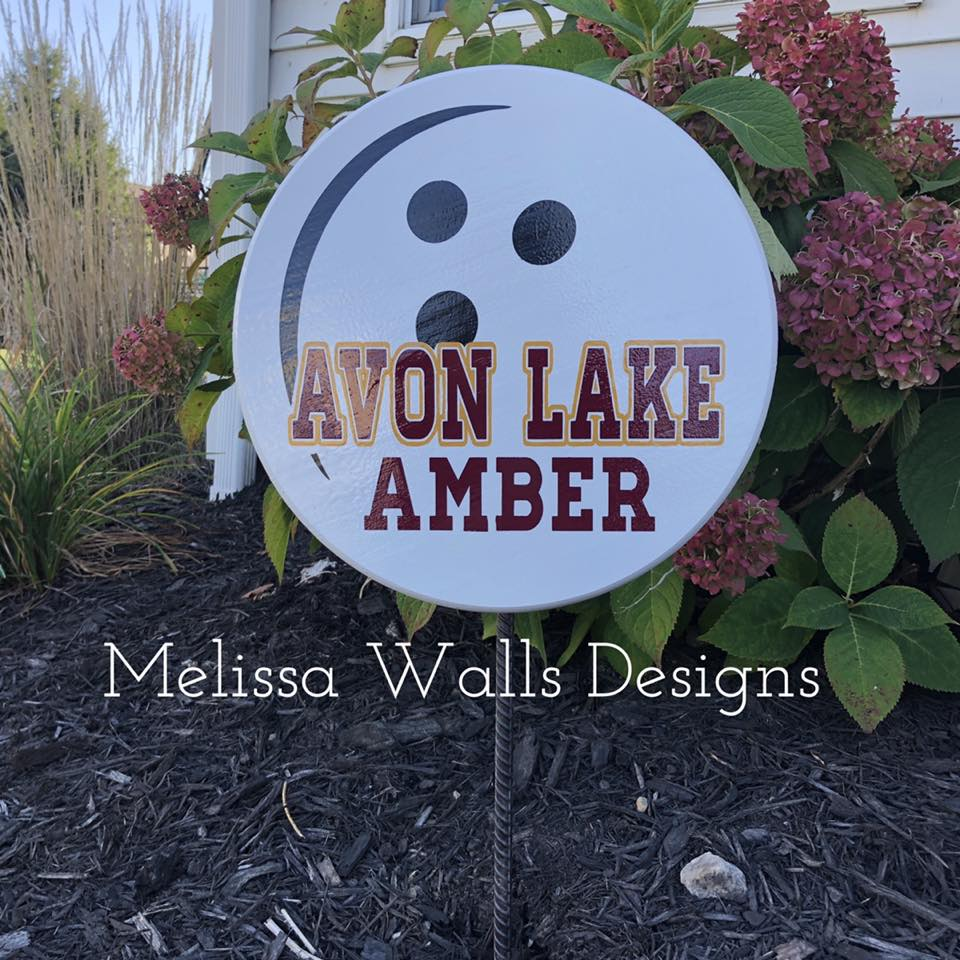 Yard Signs- Avon Lake Bowling
