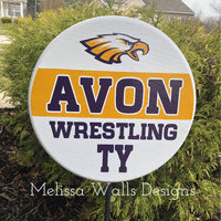 Yard Signs- Avon Wrestling
