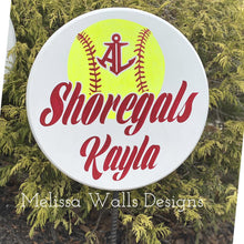 Load image into Gallery viewer, Yard Signs- Shoregals Softball