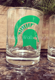 14 oz. Glass Tumbler